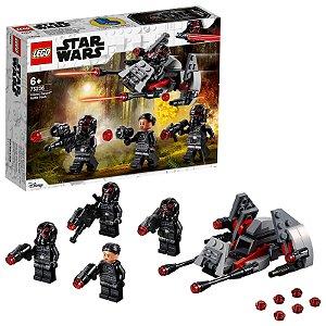 Lego Star Wars Pack de Batalha Inferno Squad 118 Peças 75226