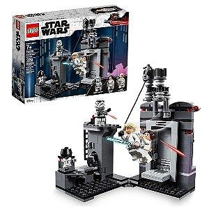 Lego Star Wars A Fuga da Estrela da Morte 329 Peças 75229
