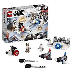 Lego Star Wars A Batalha de Hoth Ataque ao Gerador 75239