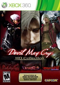 Jogo Mídia Física Devil May Cry Hd Collection Para Xbox 360