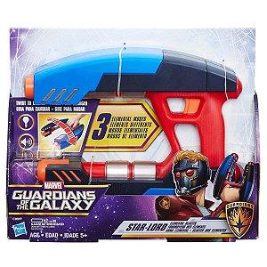 Lançador Guardiões Da Galaxia Arma Elemental Star Lord C0077
