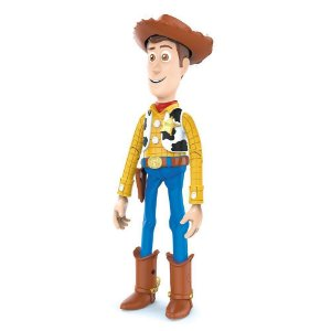 Boneco Woody Com 14 Frases e Sons Toy Story 4 Toyng 038191