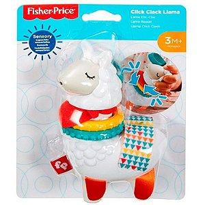 Brinquedo Chocalho Lhama Divertida 3m+ Fisher Price Fxc20
