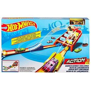 Brinquedo Hot Wheels Competição de Batidas Mattel Gbf89