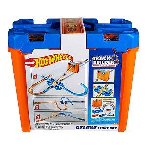 Brinquedo Hot Wheels Caixa de Manobras Deluxe Mattel Ggp93