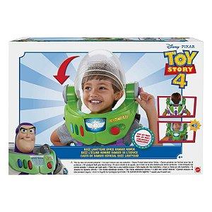 Toy Story 4 Armadura Espacial Buzz Lightyear Mattel Gfm39