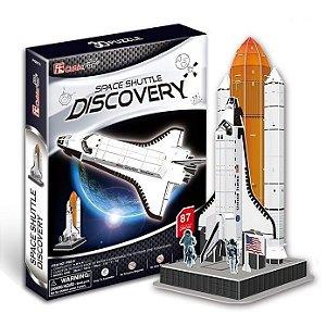 Quebra cabeça 3D Puzzle Onibus Espacial Discovery P601h