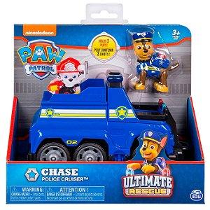 Patrulha Canina Ultimate Rescue Chase Police Cruiser 1391