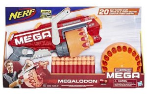 Nerf N-strike Mega Megalodon  - Hasbro E4217