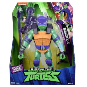 Figura Gigante Tartarugas Ninjas Donatello 30cm Sunny 2042