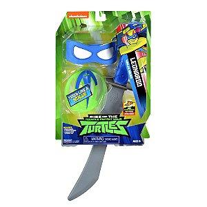 Brinquedo Equipamento Tartarugas Ninjas Leonardo Sunny 2044