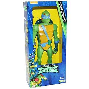 Brinquedo Figura Tartarugas Ninjas Leonardo 30cm Sunny 2045