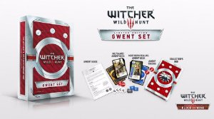 Baralho Witcher 3 Card Gwent Nilfgaard E Northern Realms