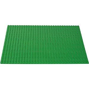 Base Blocos de Montar Cor Verde 26x26 cm Xalingo 1330.9