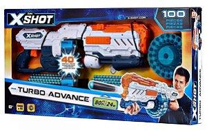 Lançador De Dardos X Shot Turbo Advance Candide 5535