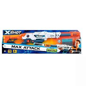 Lançador de Dardos X Shot Excel Series Max Attack Candide