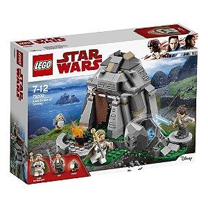 Brinquedo Lego Treinamento Na Ilha AHCH-TO 75200