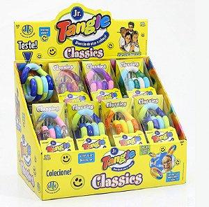 Brinquedo Tangle Jr. Classic Cores Aleatório Dtc 3621