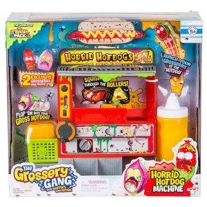 Brinquedo The Grossery Gang Máquina de Podre Dog DTC 4034