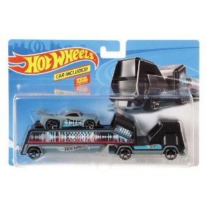 Hot Wheels Caminhões de Transporte HW Park n Play Bdw51