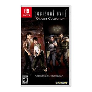 Jogo Resident Evil Origins Collection Nintendo Switch