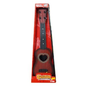 Brinquedo Violao Musical Infantil Surpresa Pica Pau 3392