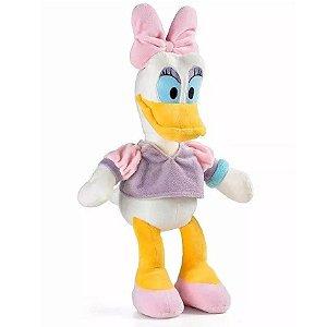 Brinquedo Pelucia Disney com Som Margarida Multikids BR335