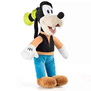 Brinquedo Pelucia Disney com Som Pateta Multikids BR336
