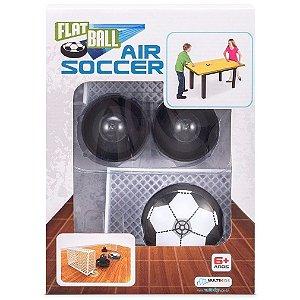 Brinquedo Jogo de Mesa Flat Ball Air Soccer Multikids BR373