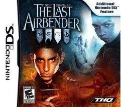 Jogo The Last Airbender Original E Lacrado Para Nintendo Ds