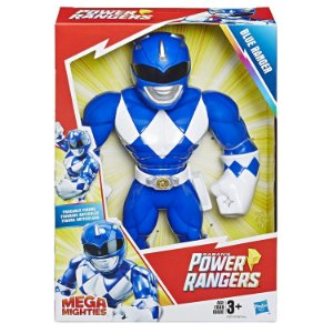 Playskool Heroes Power Rangers Mega Mighties Azul E5869