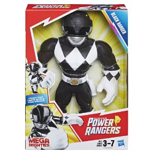 Playskool Heroes Power Rangers Mega Mighties Preto E5869