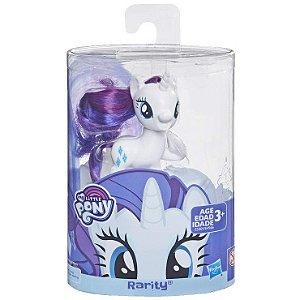 Brinquedo Mini Figura My Little Pony Rarity Hasbro E4966