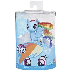 Brinquedo Mini Figura My Little Pony Rainbow Dash E4966