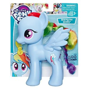 My Little Pony A Amizade é Magica Rainbow Dash Hasbro B0368