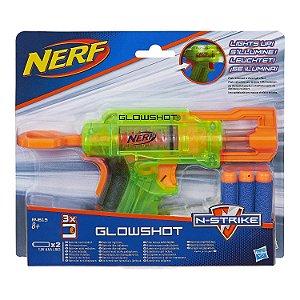 Lançador de Dardos Nerf N-Strike Glowshot com Luzes B4615