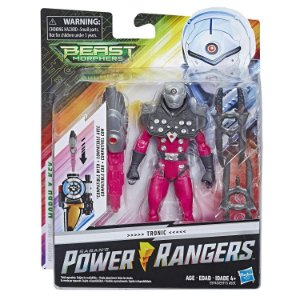 Boneco Power Rangers Beast Morphers Guerreiro Tronic E5915