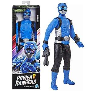 Power Rangers Beast Morphers Ranger Azul 30cm Hasbro E5914