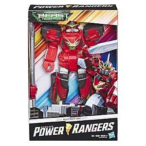 Power Ranger Beast Morphers Megazord Beast Racer Zord E5900