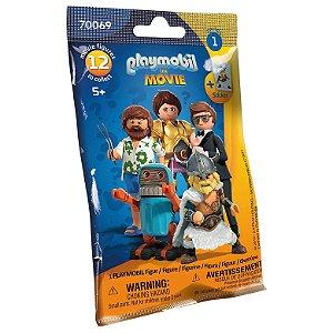 Brinquedo Mini Figura Surpresa Playmobil O Filme Sunny 70069