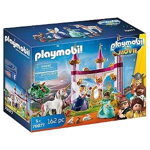 Brinquedo Playmobil O Filme Marla no Castelo das Fadas 70077