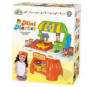 Mercadinho Mini Market Com Acessórios Calesita 0313