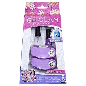Kit Esmalte Go Glam Nail Pack Daydream Infantil Sunny 2132