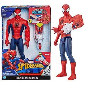 Boneco Marvel Homem Aranha Titan Hero Power FX Hasbro E3552