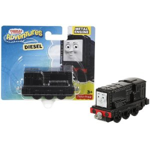 Thomas e Seus Amigos Veiculo Metal Diesel Fisher Price Dwm28