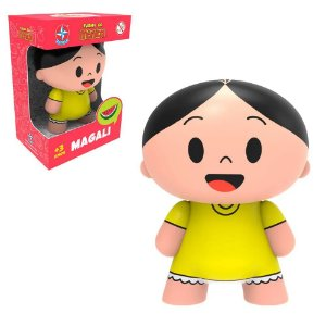 Brinquedo Boneco A Turma da Monica Toy Art Magali Estrela