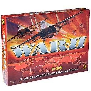 Novo Jogo de Tabuleiro War 2 O Jogo da Estrategia Grow 01780
