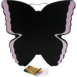 Lousa Quadro Negro Borboleta Cryola 9725