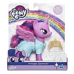 My Little Pony Dress Up Twilight Sparkle e Acessorios E5551