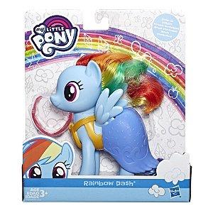 My Little Pony Dress Up Rainbow Dash Acessorios Hasbro E5551